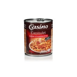 CASSOULET G.OIE 840G CO