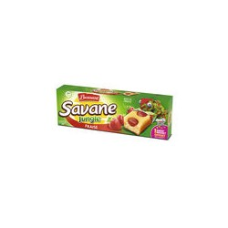 SAVANE JUNGLE FRAISE 175G