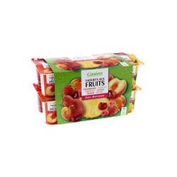 YAOURTS FRUITS 16X125G.CO